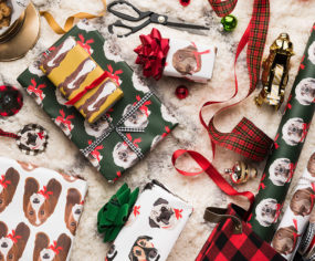The ultimate 2020 holiday gift guide for dog lovers - the best stocking stuffers and gift ideas for dog lovers this holiday season.