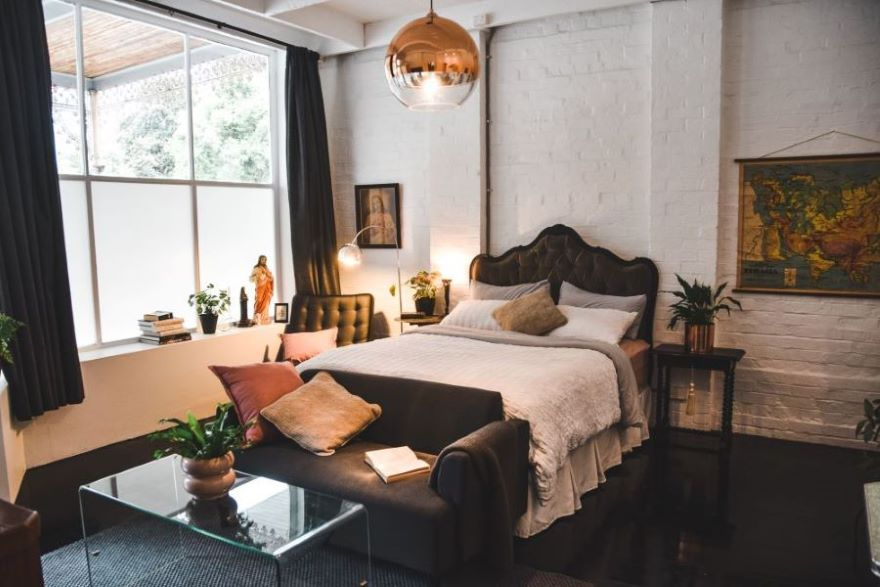 Interior of Maison Maffra - Stylish Pet Friendly Accommodation - Pretty Fluffy
