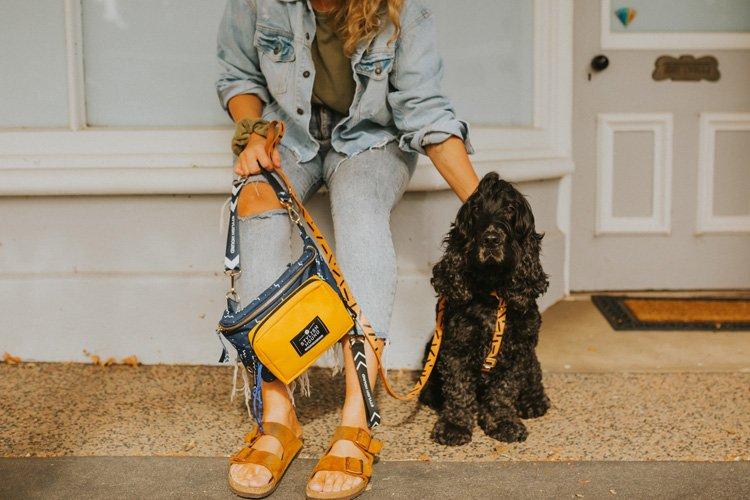 Stylish Hound Adventure Pack - Maison Maffra - Unique Pet Friendly Accommodation - Pretty Fluffy